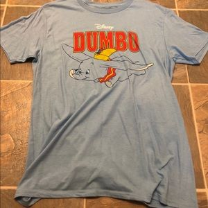 Men's Disney dumbo T-shirt brand new**